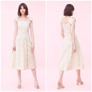 Rebecca Taylor Nicola Embroidered Dress